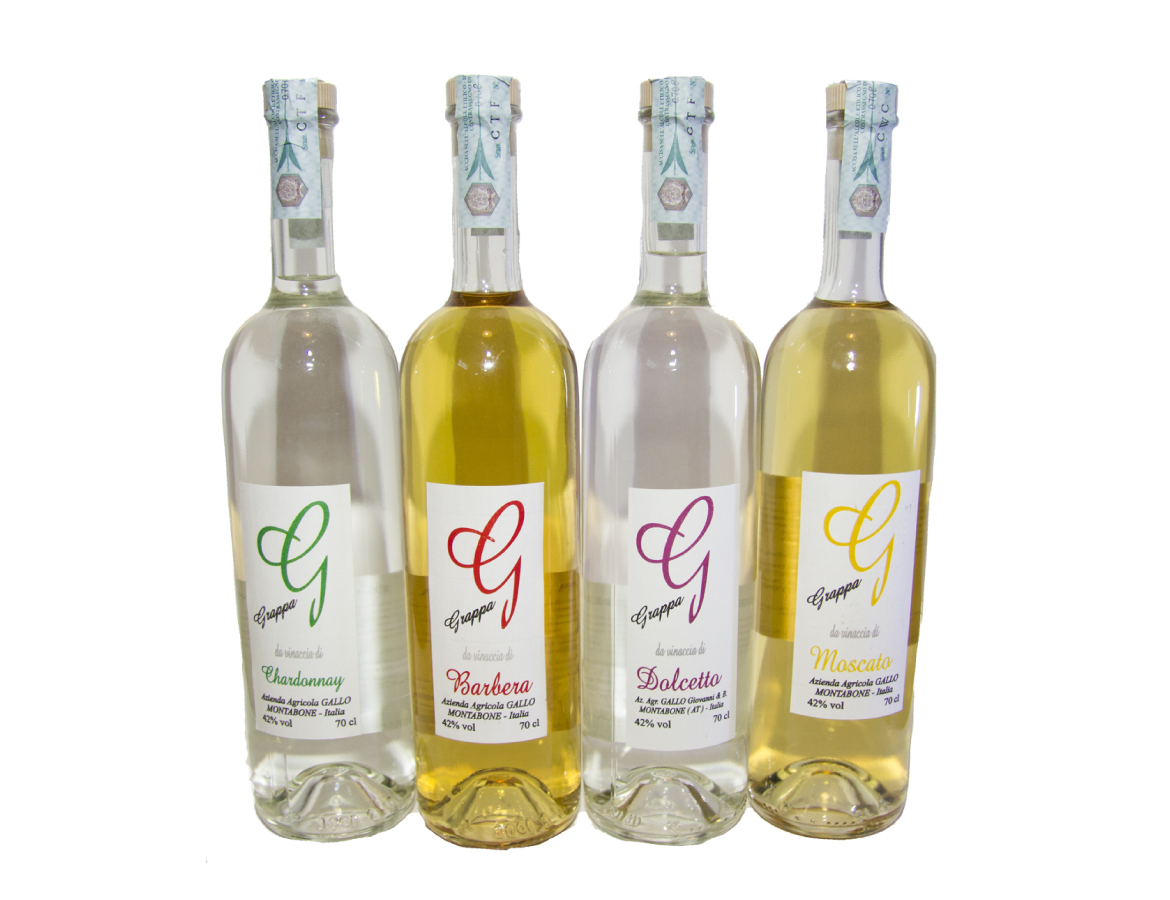 Grappa Gallo Vini