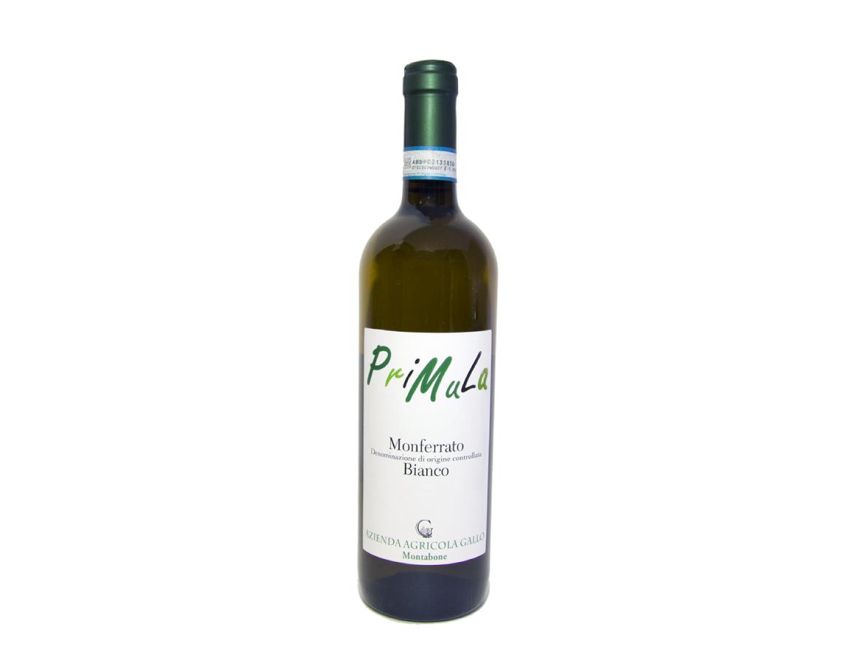 """""""La Primula"""" Monferrato Bianco DOC"""