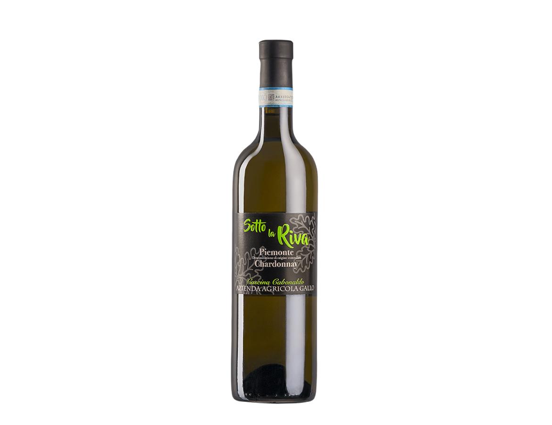 """Sotto la Riva"" Piemonte Chardonnay DOC"